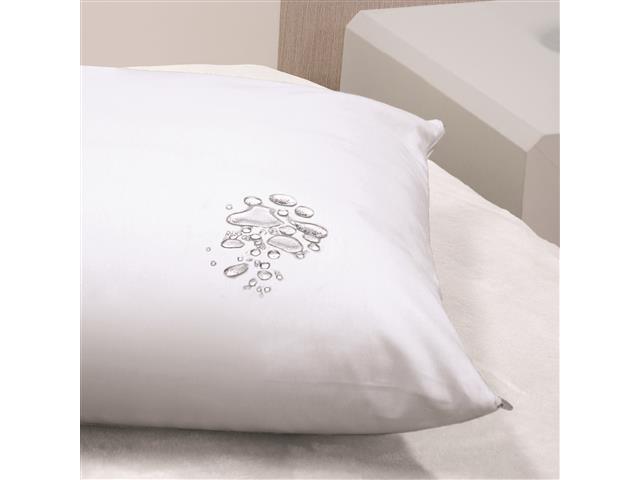 Protetor de Travesseiro Buettner Liso Impermeável Branco 50x70CM
