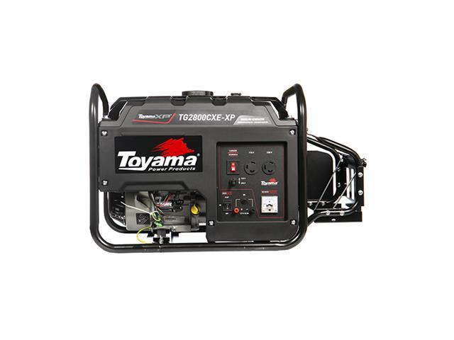 Gerador a Gasolina Toyama TG2800CXE-XP