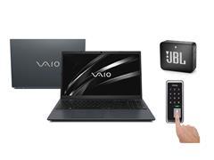 Combo Notebook VAIO® FE15 i7 8GB 1TB W10 + JBL GO2 + FechaduraDigital