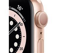 Apple Watch MG123LZ/A S6 GPS 40mm Aluminio Oro Correa Dep Rosa Arena - 2