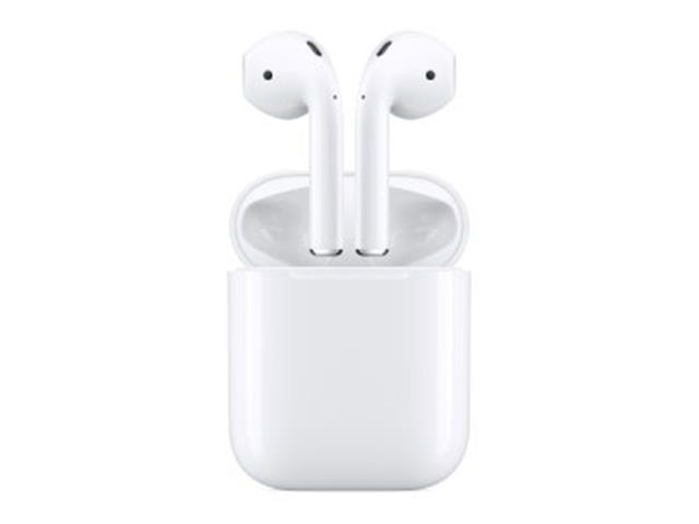Apple AirPods 2a Gen Estuche de Carga Alámbrica - Blanco