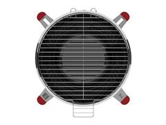 TCP 400 GRILL A CARBON - 2