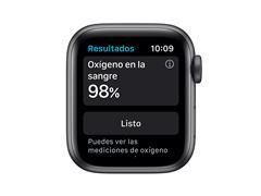 Apple Watch MG133LZ/A S6 GPS 40mm Alum Gris Espacial Correa Dep Negra - 1