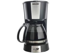 Cafeteira Elétrica Mallory Aroma 16 xícaras Inox - 1