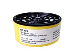 Filtro Carbografite RC209