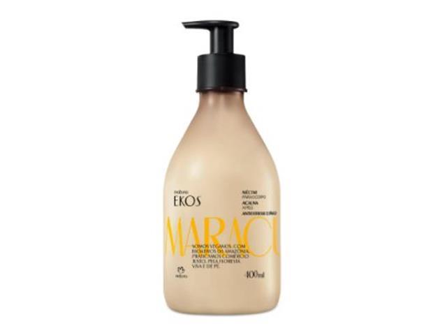 Néctar Desodorante Hidratante para o Corpo Natura Ekos Maracujá 400ML