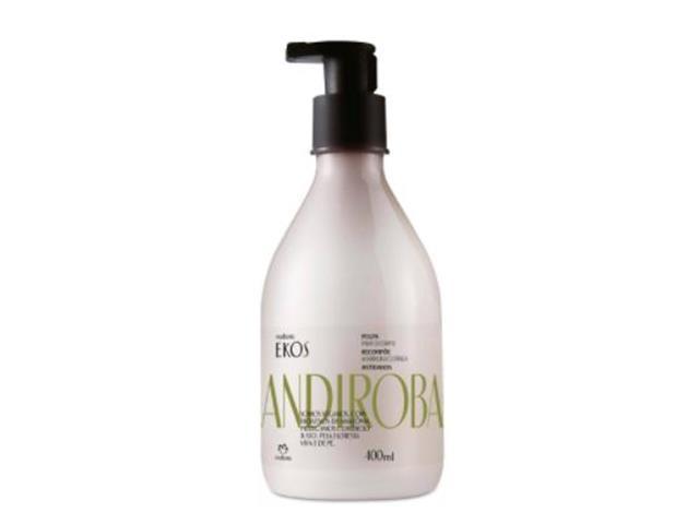 Polpa Desodorante Hidratante para o Corpo Natura Ekos Andiroba 400ML