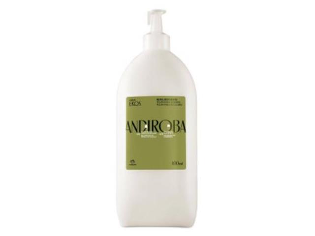 Refil Polpa Desodorante Hidratante Corpo Natura Ekos Andiroba 400ML