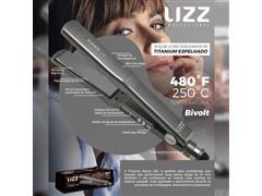 Chapinha Lizz Professional Sigma Titanium Espelhado Bivolt - 1
