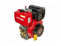 Motor Motomil MD186E Horizontal 10HP 3600RPM Partida Elétrica à Diesel