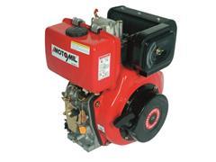 Motor Motomil MD188E Horizontal 13HP 3600RPM Partida Elétrica à Diesel