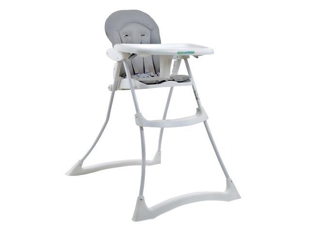 Cadeira Infantil para Alimentação Alta Burigotto Bom Appetit XL Ice