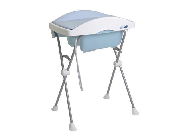 Banheira de Bebê Burigotto Tchibum Baby Blue