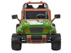 Carrinho Elétrico Infantil Peg-Pérego Jipe Ranger 538 12v 340W Verde - 2