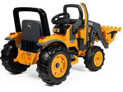 Trator Elétrico Infantil Peg-Pérego John Deere Construction Loader 12V - 3