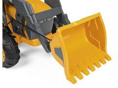Trator Elétrico Infantil Peg-Pérego John Deere Construction Loader 12V - 6