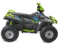 Quadriciclo Elétrico Peg-Pérego Polaris Sportsman 700 Lime 12V - 1