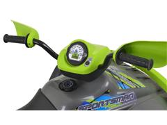Quadriciclo Elétrico Peg-Pérego Polaris Sportsman 700 Lime 12V - 2
