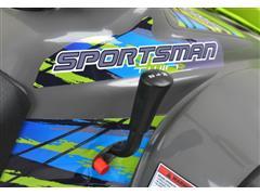 Quadriciclo Elétrico Peg-Pérego Polaris Sportsman 700 Lime 12V - 3