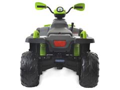 Quadriciclo Elétrico Peg-Pérego Polaris Sportsman 700 Lime 12V - 6