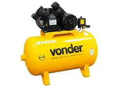 Compressor de Ar Vonder VDCSV 10/100 Monofásico 110/220V