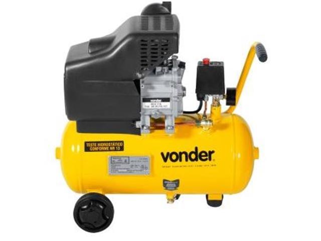 Motocompressor Vonder MCV216 21,6 Litros