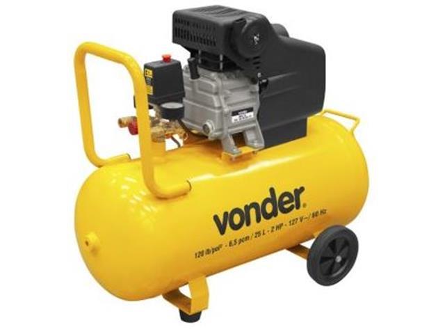 Motocompressor Vonder MCV25 25 Litros
