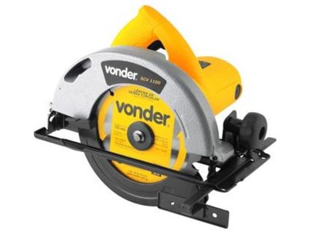 """Serra Circular 7.1/4"""" Vonder SCV 1100W"""