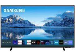 "Smart TV LED 60"" Samsung Tizen Crystal UHD 4K Dynamic HDR 3HDMI Wi-Fi"