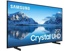 "Smart TV LED 60"" Samsung Tizen Crystal UHD 4K Dynamic HDR 3HDMI Wi-Fi - 1"