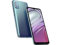 """Smartphone Motorola Moto G20 4G 64GB Tela 6.5""""QuadCâm 48+8+2+2MP Azul - 2"""