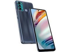 "Smartphone Motorola Moto G60 4G 128GB 6.8"" TriplaCâm 108+8+2MP Azul - 2"