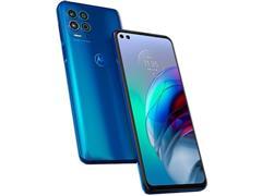 "Smartphone Motorola Moto G100 5G 256GB 6.7""Câm 64+16+2MP+ToF HDMI Azul - 1"