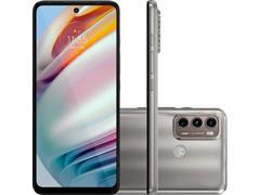"Smartphone Motorola Moto G60 4G 128GB 6.8"" Câmera 108+8+2MP Champagne - 0"