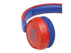 Fone de Ouvido Infantil Bluetooth JBL Vermelho e Azul JBLJR310BTRED - 4
