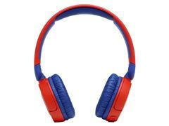 Fone de Ouvido Infantil Bluetooth JBL Vermelho e Azul JBLJR310BTRED - 3