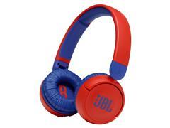 Fone de Ouvido Infantil Bluetooth JBL Vermelho e Azul JBLJR310BTRED