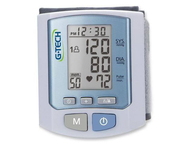 Aparelho/Medidor de Pressão Digital de Pulso Gtech RW450