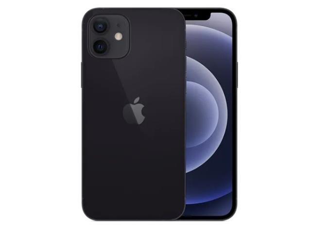 iPhone12 de 128GB en negro