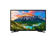 "V SAMSUNG 32"" Pulgadas 81 CM 32T4300 LED HD Smart TV Plano Negro - 0"