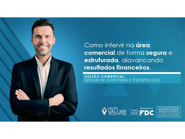 Gestão Comercial - Fundação Dom Cabral