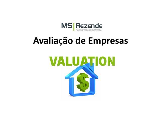 Avaliação de Empresa – Valuation - MS REZENDE