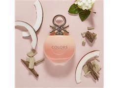 Perfume Benetton Colors Her Rosé Feminino Eau de Toilette 80ML - 2