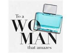 Perfume Antonio Banderas Blue Seduction For Woman Feminino EDT 80ML - 2