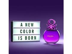 Perfume Benetton Colors Her Purple Feminino Eau de Toilette 50ML - 2