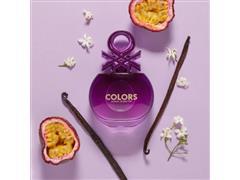Perfume Benetton Colors Her Purple Feminino Eau de Toilette 50ML - 3
