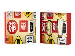 Kit Carolina Herrera 212 VIP EDP 80ML + Hidratante Corporal 100ML - 1