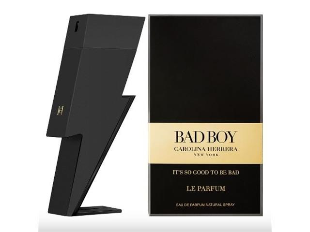 Perfume Carolina Herrera Bad Boy Le Parfum Masculino EDP 100ML