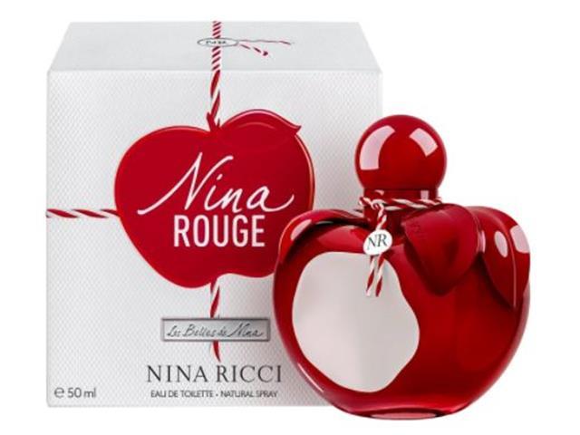 Perfume Nina Ricci Rouge Feminino Eau de Toilette 50ML