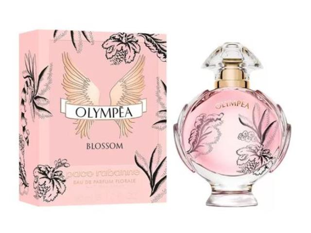 Perfume Paco Rabanne Olympéa Blossom Feminino Eau de Parfum 50ML